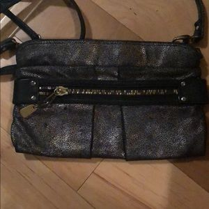 SEE BY CHLOE MULTI COLOR BLACK PURSE